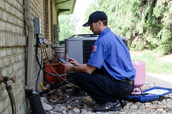 air conditioning service dayton