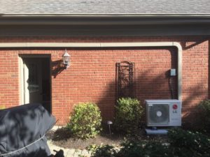 mini split ductless systems