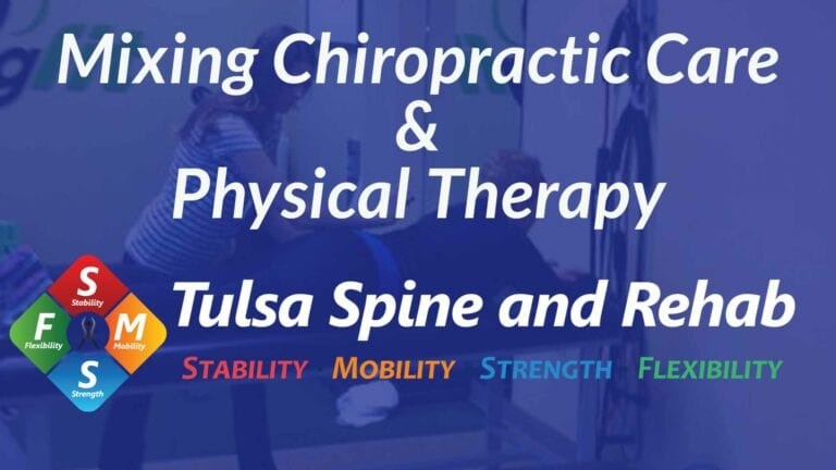 Mixing Chiropractic Care & Physical Therapy Together