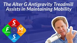SpineFit Radio – The Alter G Antigravity Treadmill Assists in Maintaining Mobility