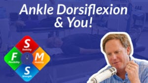 What is Ankle Dorsiflexion?