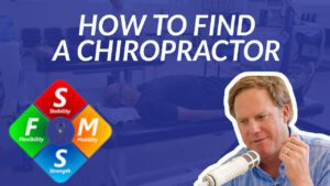 SpineFit Radio - How to Find a Chiropractor