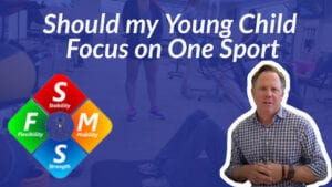 Ask Dr. Riley: Should my young child focus on one sport?