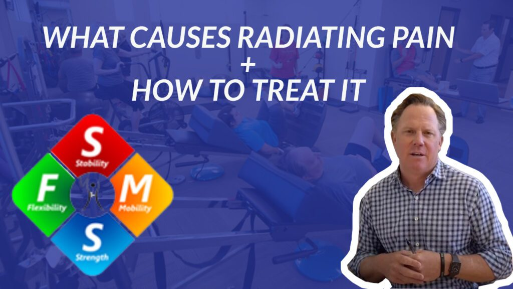 What causes Radiating Pain and How is it treated?